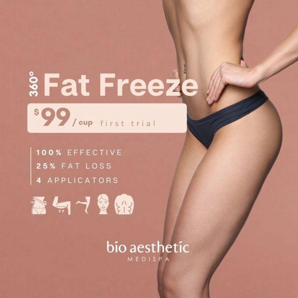 fat freeze promotion