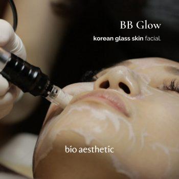 BB glow - facial treatment singapore