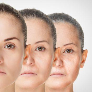 facial treatment aging skin