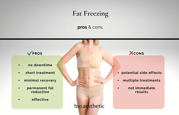 fat freeze singapore pros and cons
