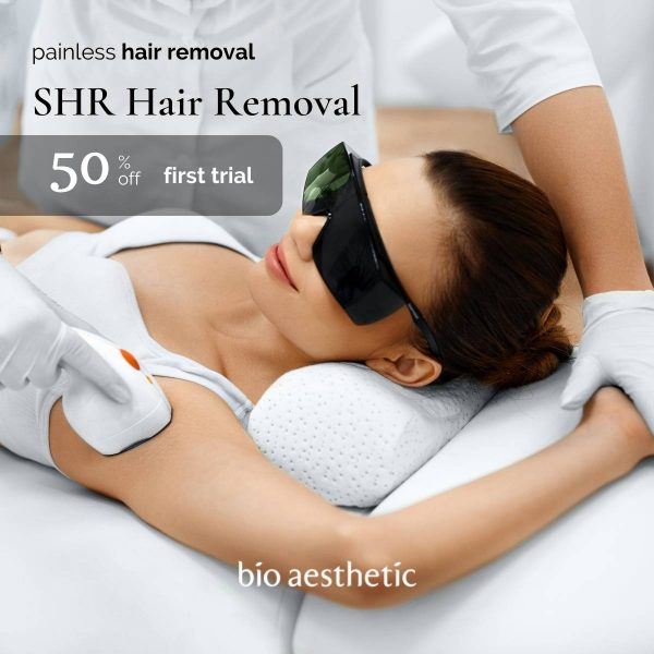 shr hair removal Singapore trial promotion